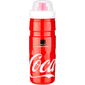Elite Ice Fly Borraccia 500ml, coca cola/full red